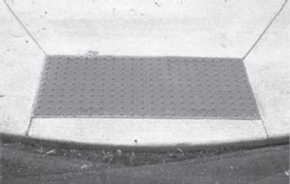 4984 Detectable Warning Plate